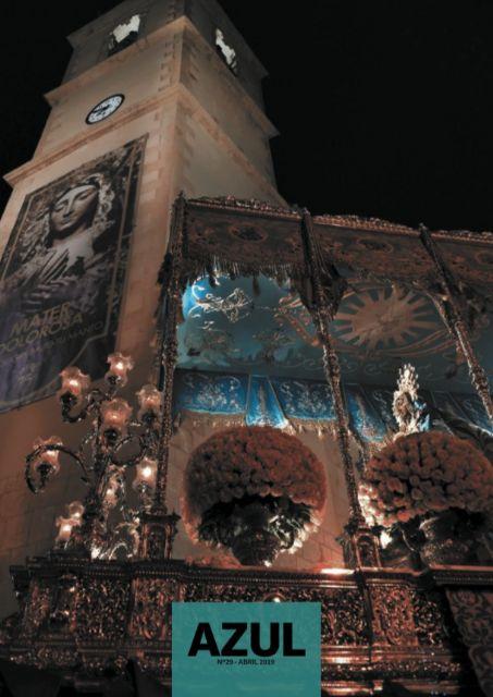 Historia y patrimonio protagonizan el vigésimo noveno número de la revista del Paso Azul - 1, Foto 1