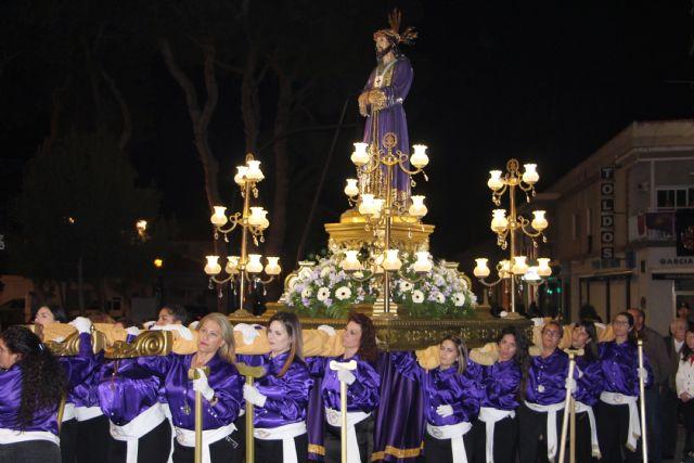 Sentir y oración en la procesión del Prendimiento de San Pedro del Pinatar - 1, Foto 1