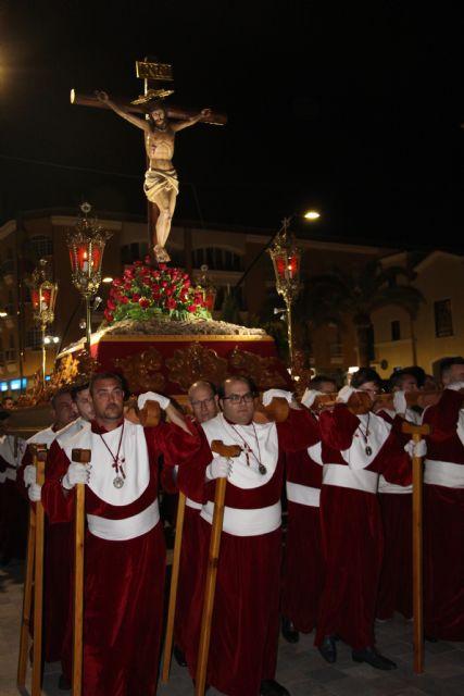 Sentir y oración en la procesión del Prendimiento de San Pedro del Pinatar - 3, Foto 3