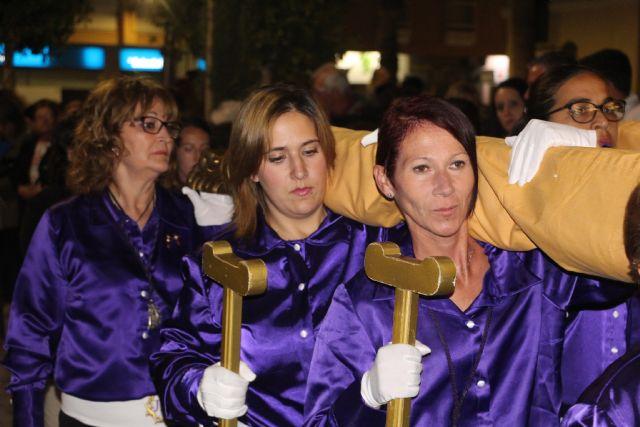 Sentir y oración en la procesión del Prendimiento de San Pedro del Pinatar - 4, Foto 4