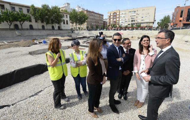 El concurso de San Esteban compatibiliza la musealización del yacimiento con la recuperación de la plaza pública - 2, Foto 2