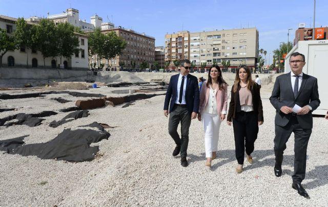 El concurso de San Esteban compatibiliza la musealización del yacimiento con la recuperación de la plaza pública - 3, Foto 3