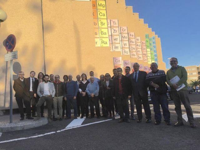 Toman posesión las nuevas Juntas Directivas del Colegio Oficial y Asociación de Químicos de Murcia, con Fuensanta Máximo como Decana-Presidenta, Foto 1