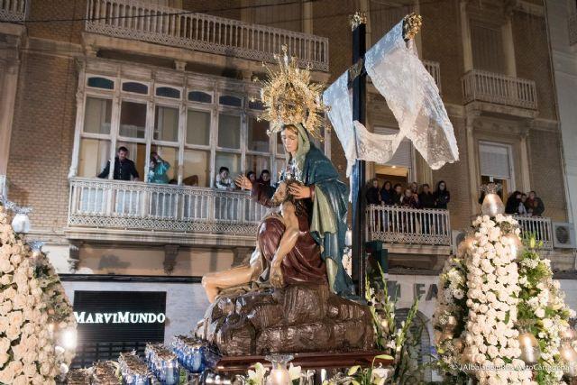 La Semana Santa continúa con el Cabildo de los Dátiles y la Procesión de las Promesas - 1, Foto 1
