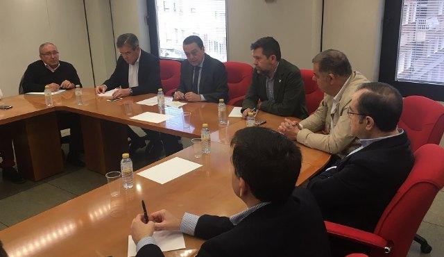 José García Gómez, nuevo presidente de la Mesa del Agua de la Región de Murcia, Foto 1