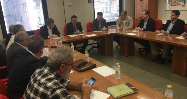 José García Gómez, nuevo presidente de la Mesa del Agua de la Región de Murcia, Foto 2
