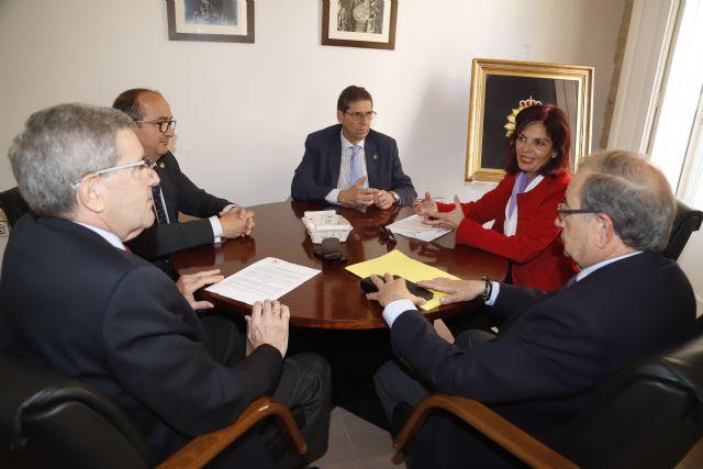 La Junta de Cofradías de Semana Santa de Cartagena y Sonora Producciones firman un convenio de colaboración - 2, Foto 2