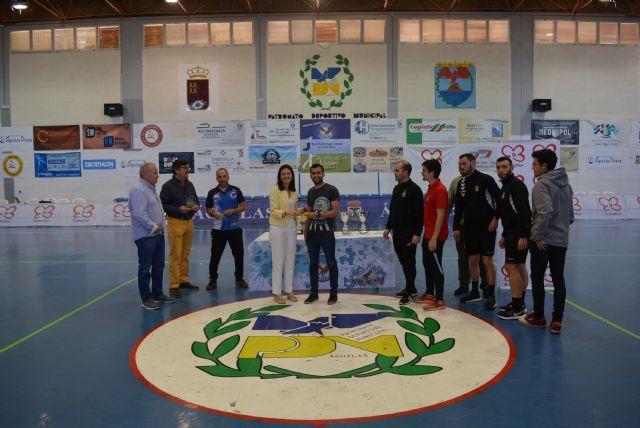 Academia BM Alcobendas, primer clasificado en Sector G del Campeonato de España de Balonmano disputado en Águilas - 1, Foto 1