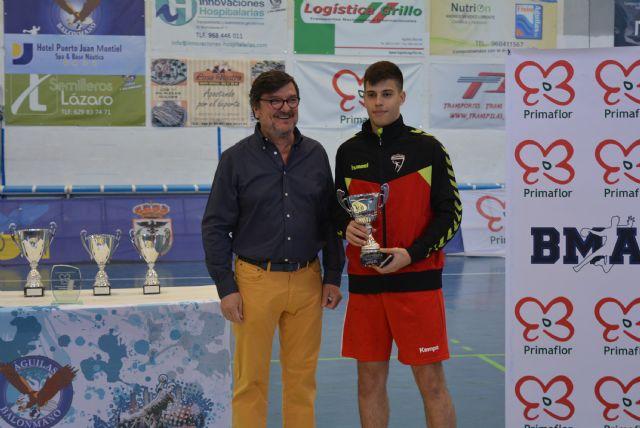 Academia BM Alcobendas, primer clasificado en Sector G del Campeonato de España de Balonmano disputado en Águilas - 3, Foto 3