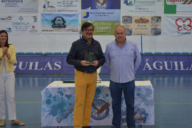 Academia BM Alcobendas, primer clasificado en Sector G del Campeonato de España de Balonmano disputado en Águilas - 4, Foto 4