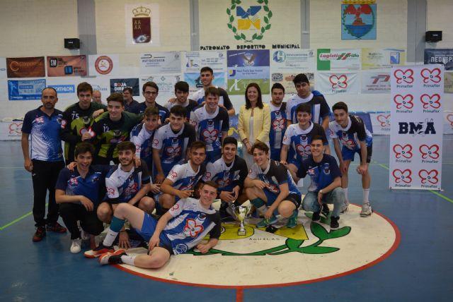 Academia BM Alcobendas, primer clasificado en Sector G del Campeonato de España de Balonmano disputado en Águilas - 5, Foto 5