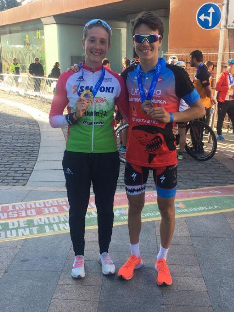 Grandes resultados para los murcianos en el Campeonato de España de Duatlón, Foto 2