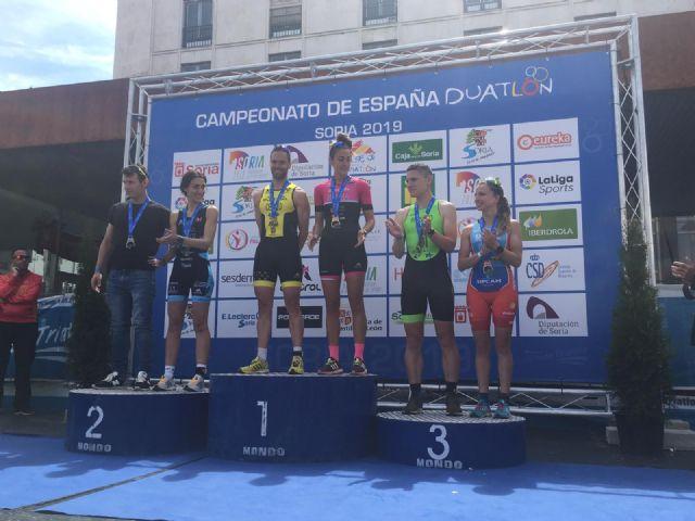 Grandes resultados para los murcianos en el Campeonato de España de Duatlón, Foto 4