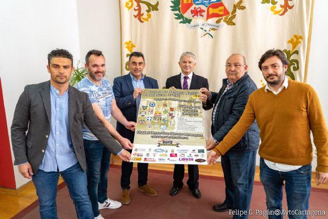 La Semana Santa se vuelve futbolera con la décima edición del Torneo Cartagena Efesé - 1, Foto 1