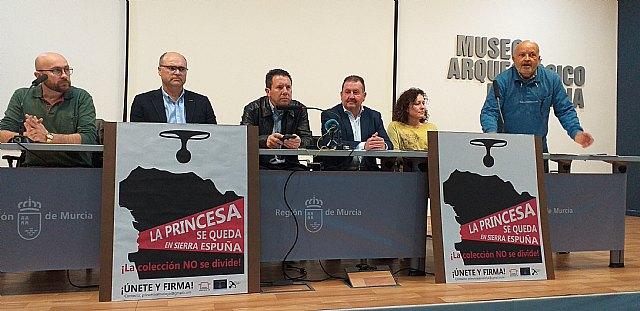 """""""The Princess stays in Sierra Espuña"""" - 1"""