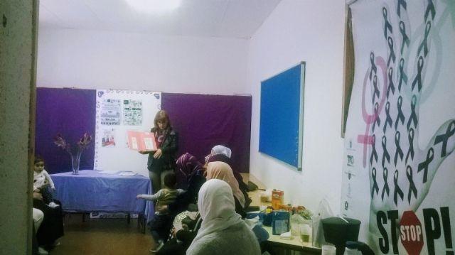 Celebran la actividad Café y Cuentos, una iniciativa de sensibilización y fomento de la igualdad entre la población inmigrante femenina - 4, Foto 4