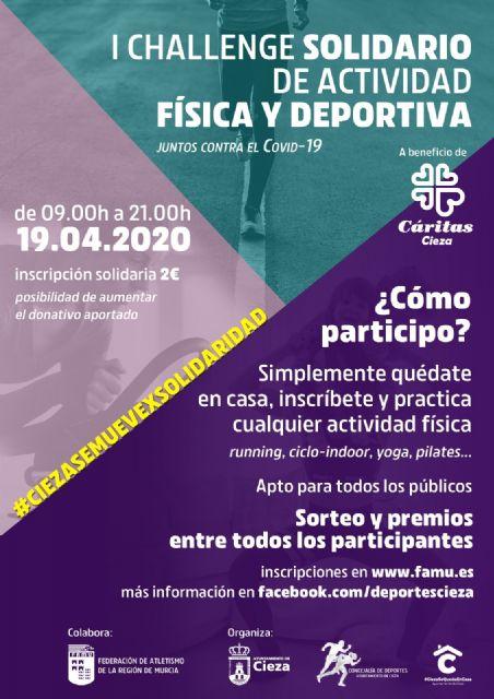 Este domingo, muévete por la solidaridad - 1, Foto 1