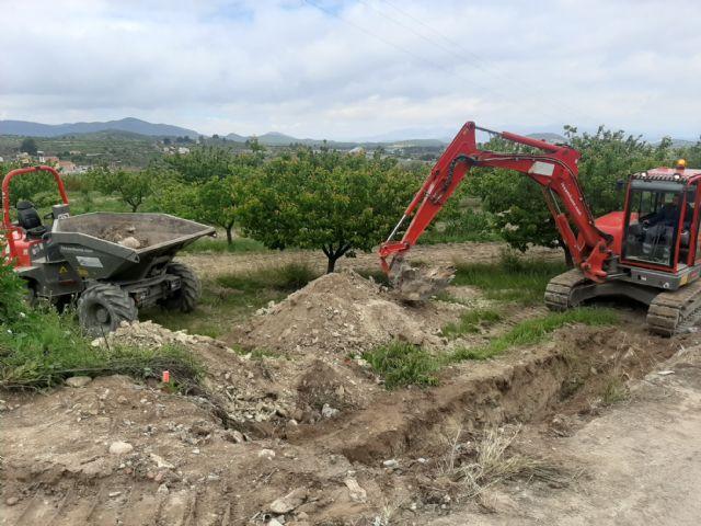 Comienzan las obras para el acondicionamiento de los caminos de la Puerta Ginesa, La Rafa y del Salto Usero - 3, Foto 3
