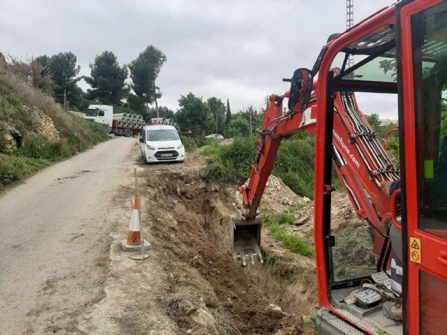 Comienzan las obras para el acondicionamiento de los caminos de la Puerta Ginesa, La Rafa y del Salto Usero - 1, Foto 1
