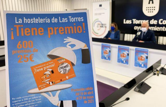 La campaña La hostelería de Las Torres tiene premio impulsa el sector con 15.000 euros en premios entre sus clientes - 2, Foto 2