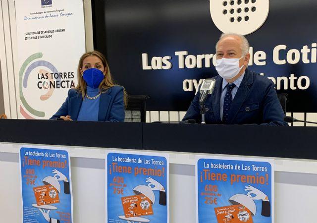La campaña La hostelería de Las Torres tiene premio impulsa el sector con 15.000 euros en premios entre sus clientes - 5, Foto 5