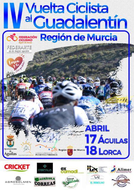 La Policía Local de Lorca establecerá normas especiales de tráfico, este próximo domingo, 18 de abril, con motivo de la 'IV Vuelta Ciclista al Guadalentín' - 3, Foto 3