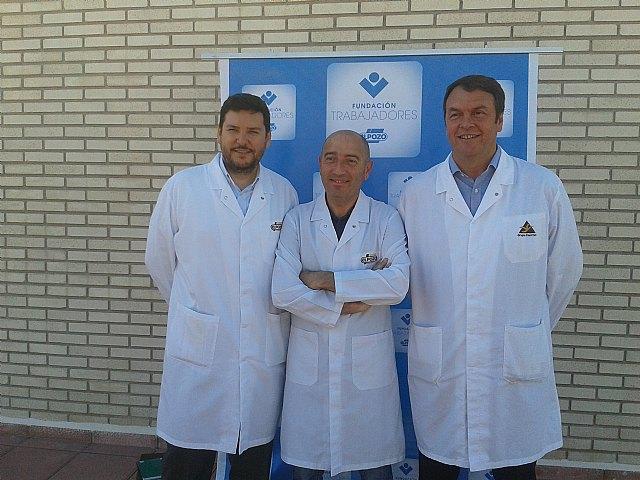 La Fundación de Trabajadores de ElPozo Alimentación destinará 30.000 euros a proyectos sociales, Foto 2