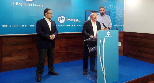 Soria: El PSOE no puede apoyar ni un segundo más a la alcaldesa condenada de IU de Moratalla - 1, Foto 1