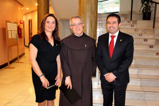 El alcantarillero Fray Pascual Gil Almela ofreció el Pregón Mariano en honor de Ntra. Sra. de la Salud, Patrona de Alcantarilla, - 1, Foto 1