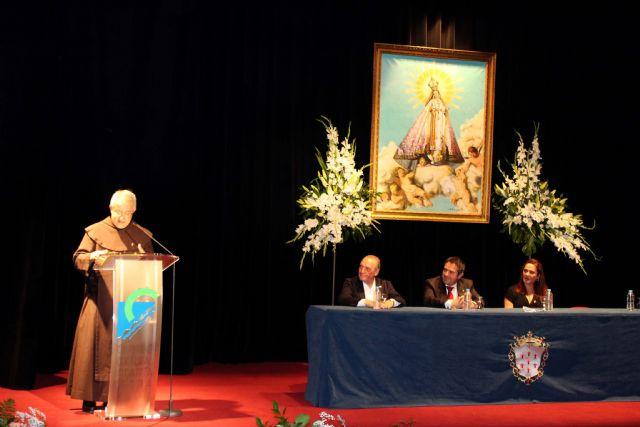 El alcantarillero Fray Pascual Gil Almela ofreció el Pregón Mariano en honor de Ntra. Sra. de la Salud, Patrona de Alcantarilla, - 2, Foto 2