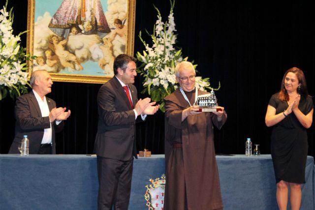 El alcantarillero Fray Pascual Gil Almela ofreció el Pregón Mariano en honor de Ntra. Sra. de la Salud, Patrona de Alcantarilla, - 3, Foto 3