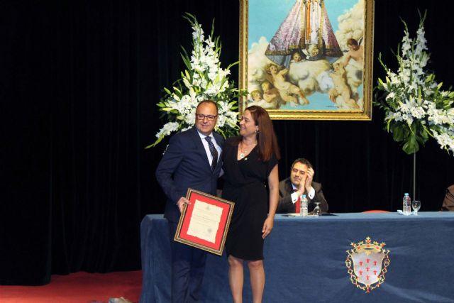 El alcantarillero Fray Pascual Gil Almela ofreció el Pregón Mariano en honor de Ntra. Sra. de la Salud, Patrona de Alcantarilla, - 4, Foto 4