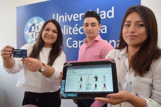 Estudiantes de ADE en la UPCT lanzan una plataforma de venta online para las tiendas de ropa de Cartagena - 1, Foto 1