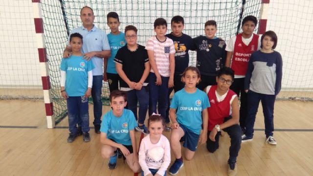 El próximo viernes finaliza la Fase Local de Balonmano de Deporte Escolar con las finales y entrega de trofeos, Foto 2