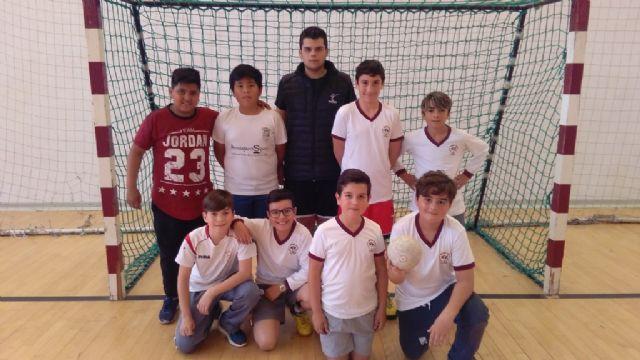 El próximo viernes finaliza la Fase Local de Balonmano de Deporte Escolar con las finales y entrega de trofeos, Foto 3