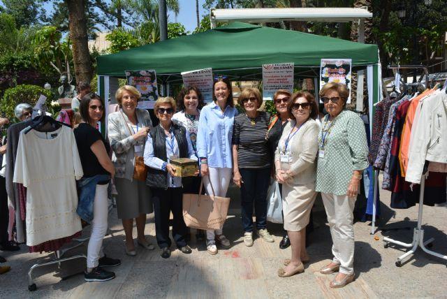 Aguilas Boutique Ideal Y Hogar Betania Celebran El Vi Rastrillo