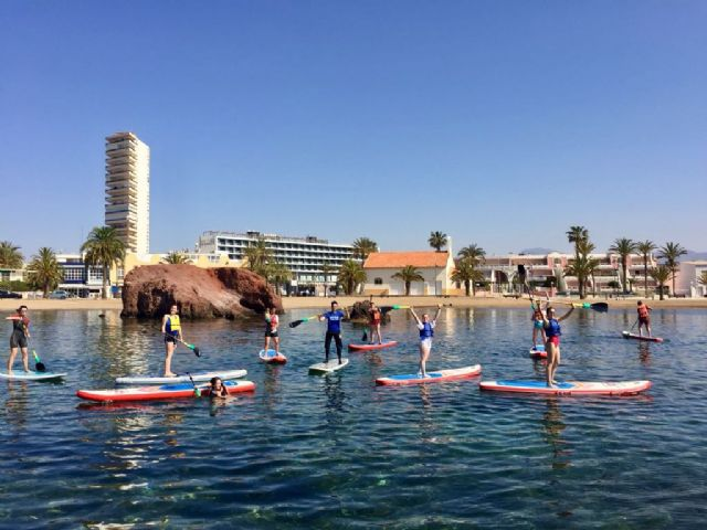 700 alumnos se introducen en los deportes náuticos gracias al Proyecto Driza impulsado por el Ayuntamiento, Foto 3