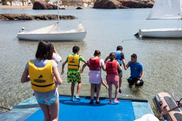 700 alumnos se introducen en los deportes náuticos gracias al Proyecto Driza impulsado por el Ayuntamiento, Foto 4