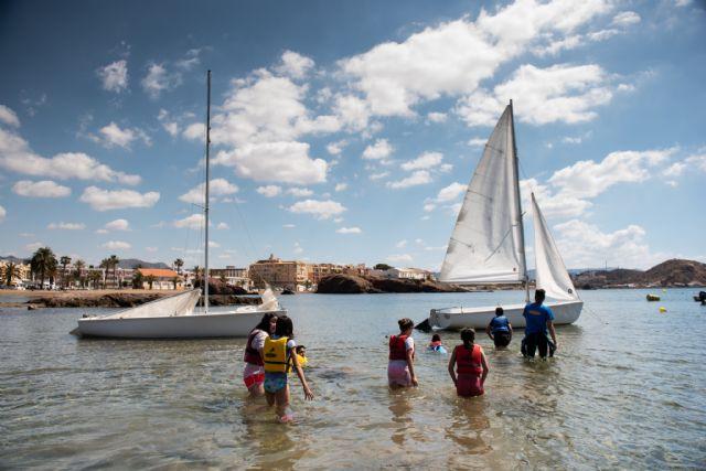 700 alumnos se introducen en los deportes náuticos gracias al Proyecto Driza impulsado por el Ayuntamiento, Foto 5