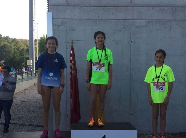 El atletismo escolar de Alhama suma varias medallas en la final regional por equipos, Foto 2