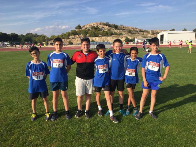 El atletismo escolar de Alhama suma varias medallas en la final regional por equipos, Foto 4