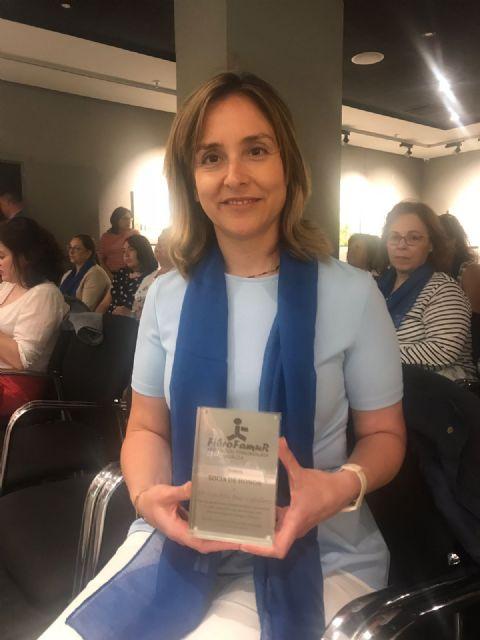 La asociación FibroFamuR nombra socia de honor a la concejala Conchita Ruiz - 1, Foto 1