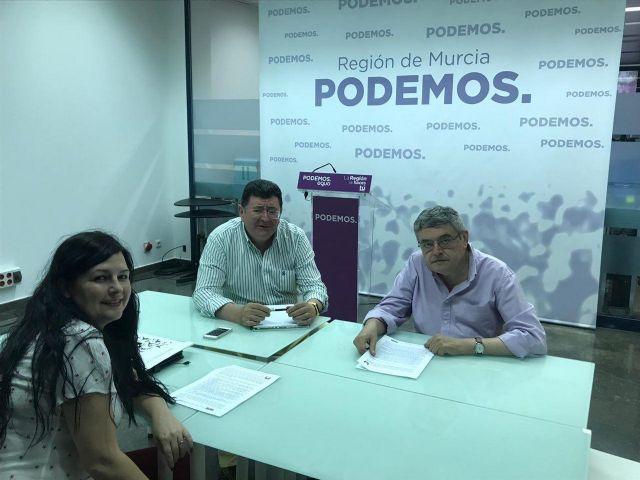 AIDMUR introduce las reivindicaciones del profesorado interino en el debate electoral - 2, Foto 2