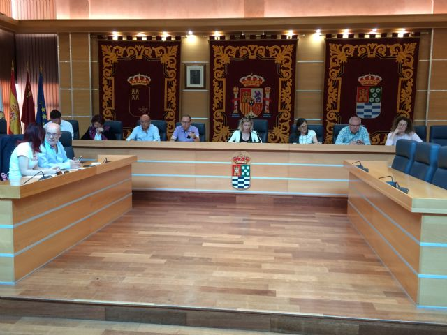La Junta de Gobierno Local de Molina de Segura aprueba un convenio con la Cámara de Comercio de Murcia - 1, Foto 1