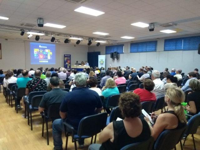 Fomento informa a los vecinos de Archena de los requisitos para la próxima convocatoria de ayudas para la rehabilitación y reconstrucción - 1, Foto 1