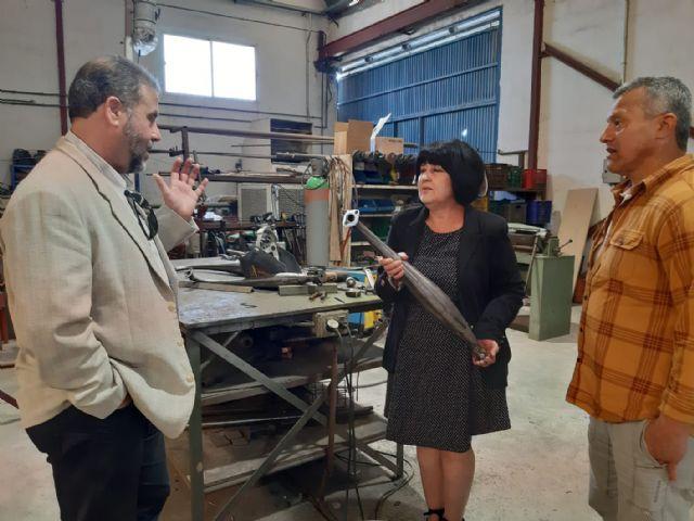 Democracia Plural visita diversos comercios de la zona sur de Murcia - 3, Foto 3