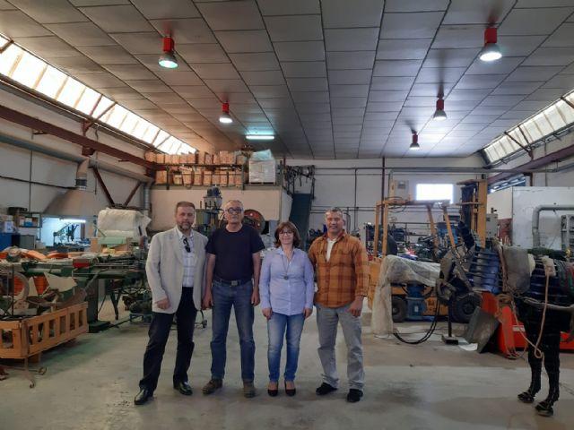 Democracia Plural visita diversos comercios de la zona sur de Murcia - 5, Foto 5