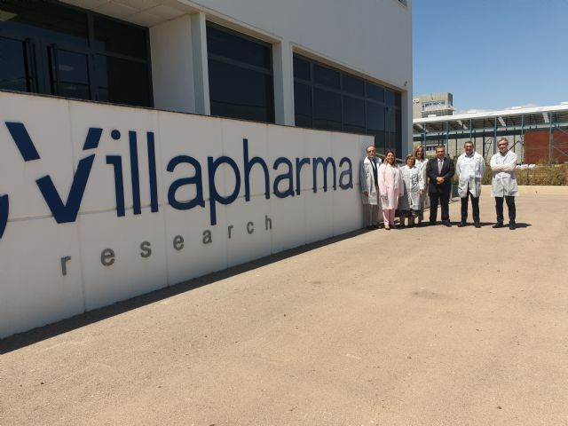 La Universidad de Murcia y la empresa VillaPharma estrechan lazos de colaboración - 2, Foto 2