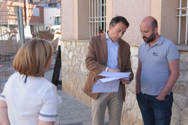 Arrancan los trabajos de derribo prometidos por Fulgencio Gil para dotar al barrio de San Cristóbal de una nueva zona verde de 1.034 m2 - 3, Foto 3