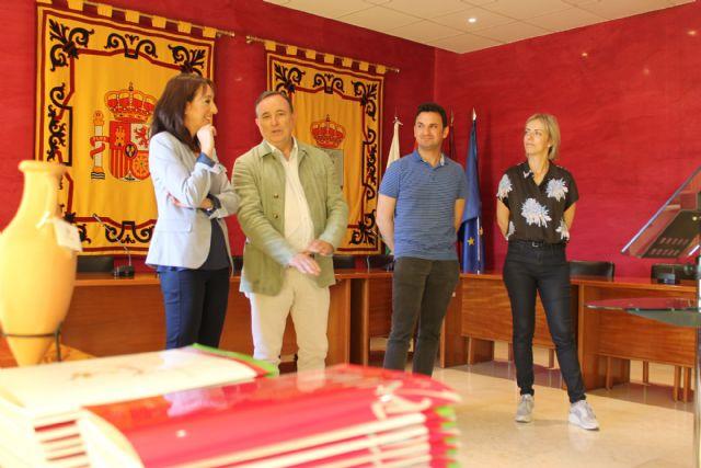 Visita del Colegio de Ingenieros Técnicos de Obras Públicas e Ingenieros Civiles de la Región de Murcia a Bullas - 1, Foto 1